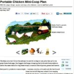 10 free chicken house plans for backyard chickens