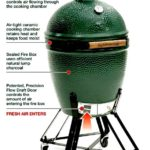 A beginner's help guide to kamado cooking (big egg-style) on a tight budget