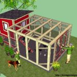 Creating a chicken house – creating a chicken house
