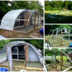 Diy chicken house for broilers, with limited funds – within the shop – grit magazine