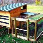Do-it-yourself chicken house