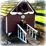 Gingerbread duck house plans pdf room in coop for approximately 6