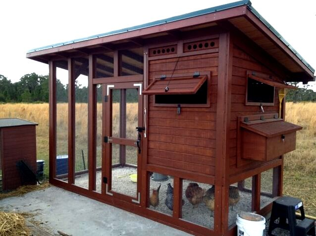 igloo partable chicken coop