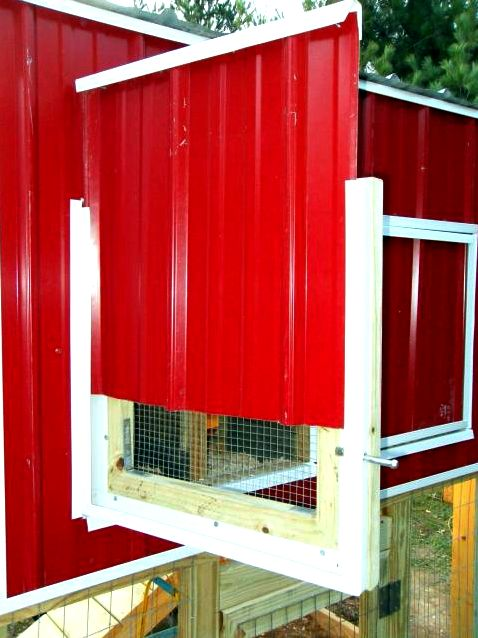 Chicken Coop Hacks 9