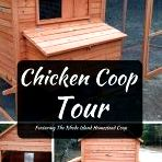 Check out our chicken coop. Homesteading, chickens, chicken lady.  Homestead Wishing, Author, Kristi Wheeler  http://homesteadwishing.com/chicken-coop-tour/