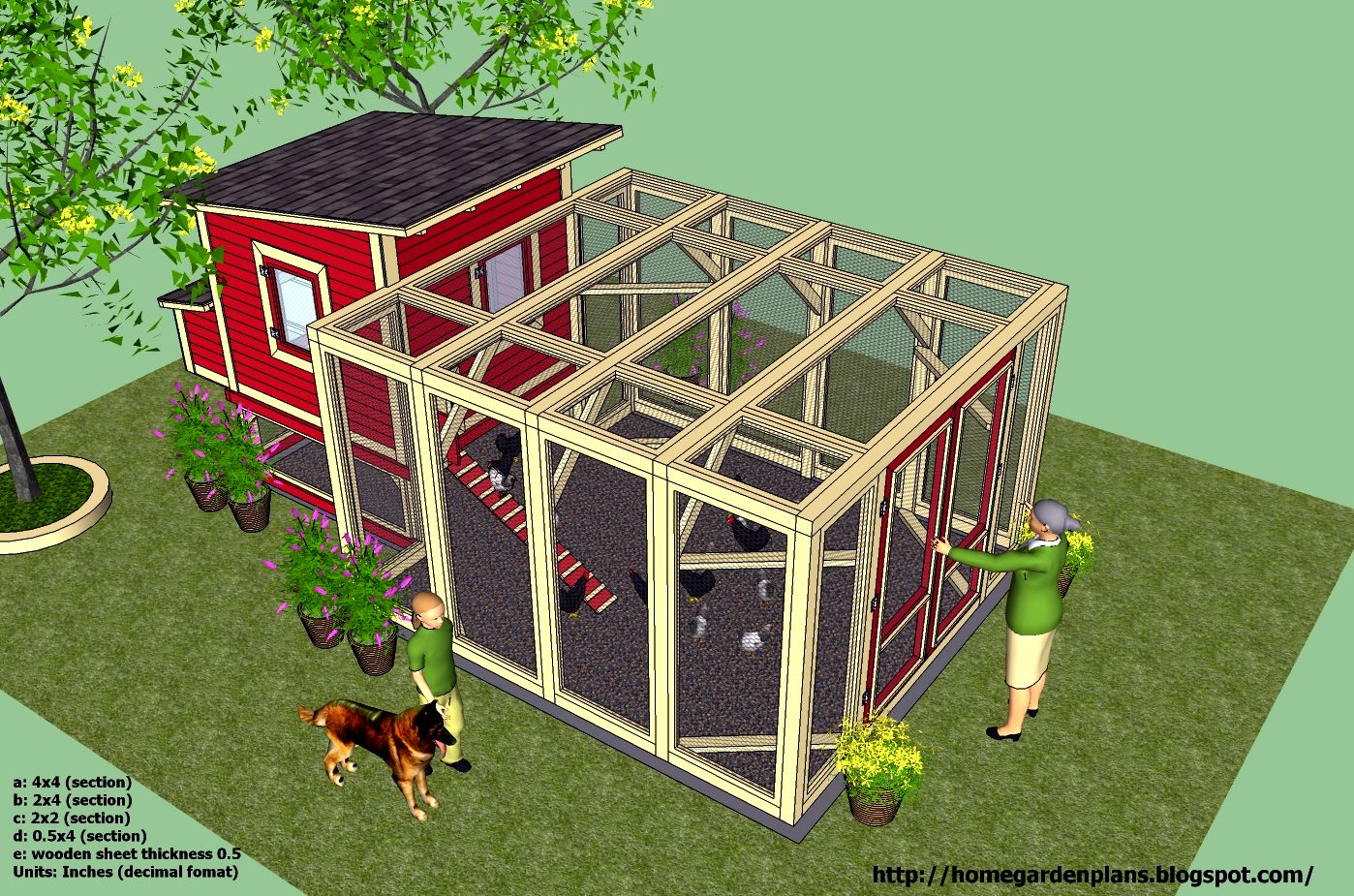 Creating a chicken house - creating a chicken house guides and chicken