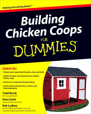 Building chicken coops for dummies cheat sheet - dummies the application, oriented
