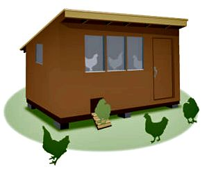 Poultry Shed drawings