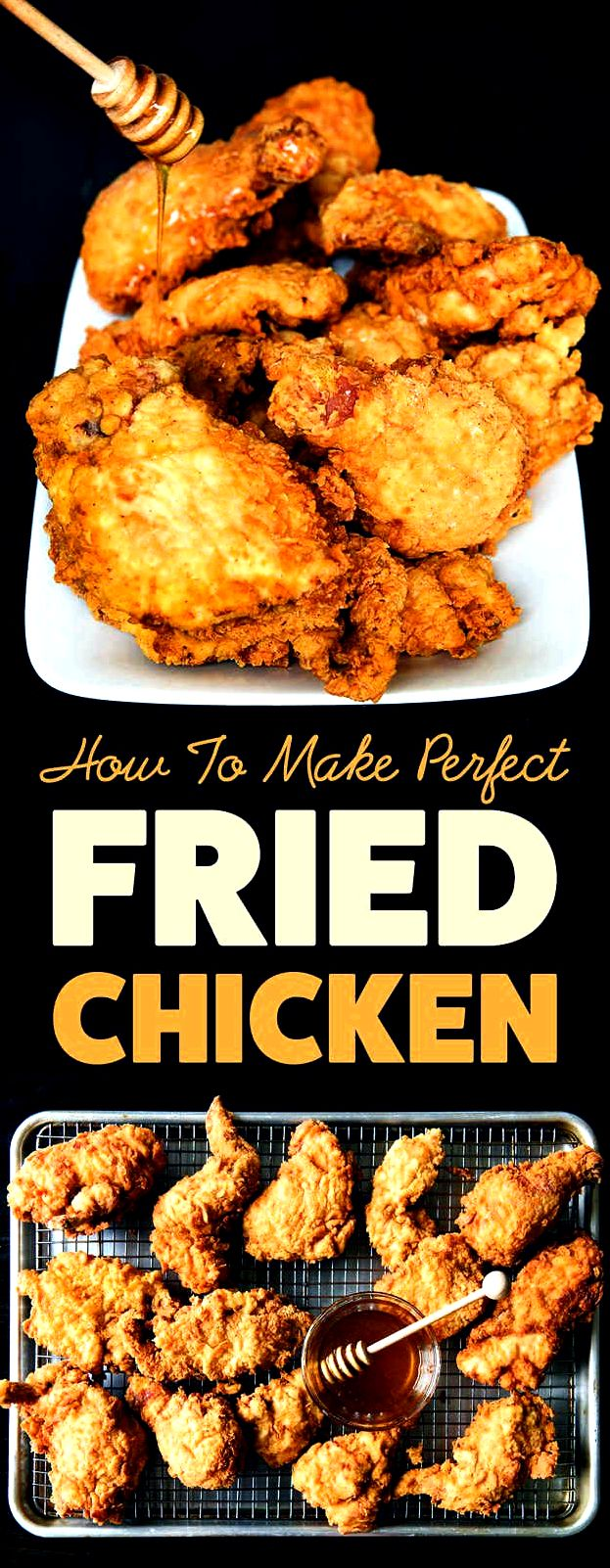 Steps to make fried chicken - nyt cooking when needed                                 Preparation                 Place chicken