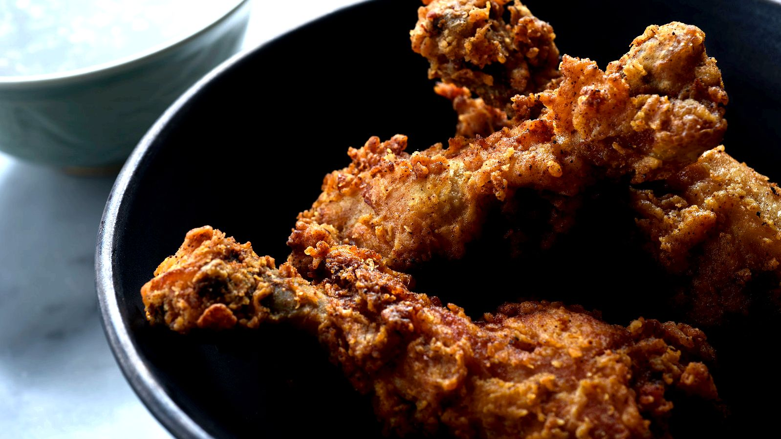 Steps to make fried chicken - nyt cooking of the couple of