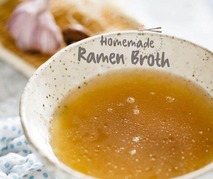 Ramen Broth