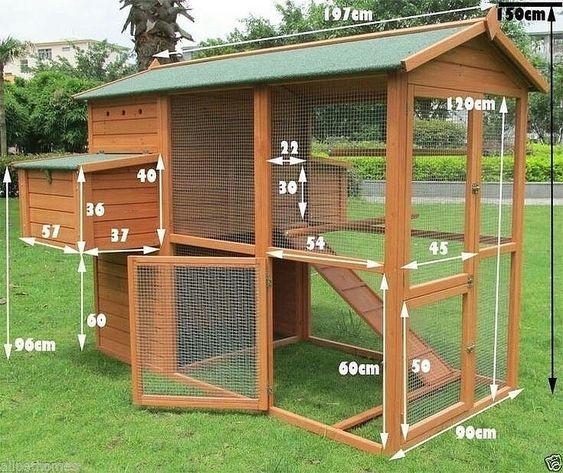DIY Wichita Chicken House Plans